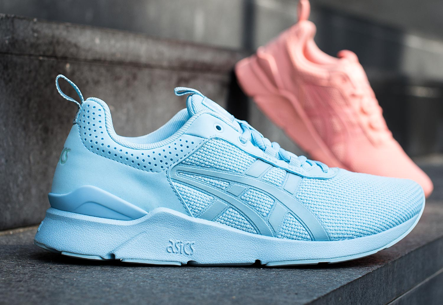 asics gel lyte runner homme blue